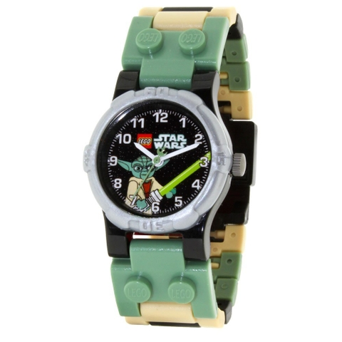 2856130 LEGO® Star Wars™ Yoda™ Minifigure Watch