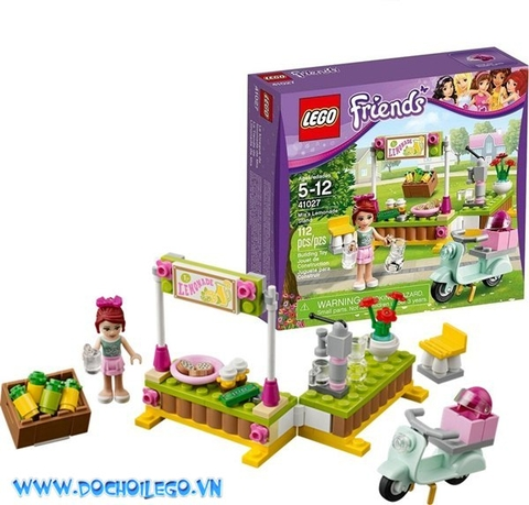 41027 LEGO® Friends Mia's Lemonade Stand