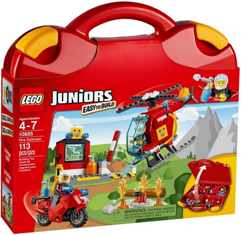 10685 LEGO® Junior Supermarket Suitcase