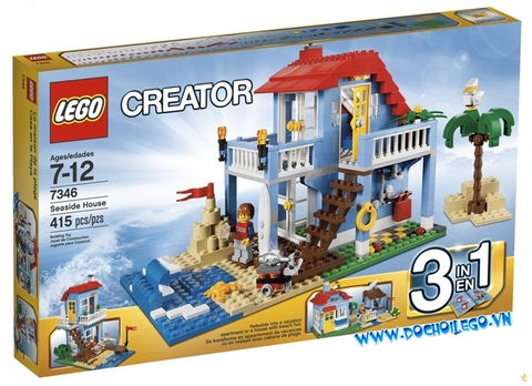 7346 LEGO® Seaside House