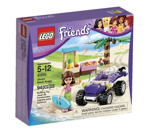 41010 LEGO® Friends Olivia's Beach Buggy