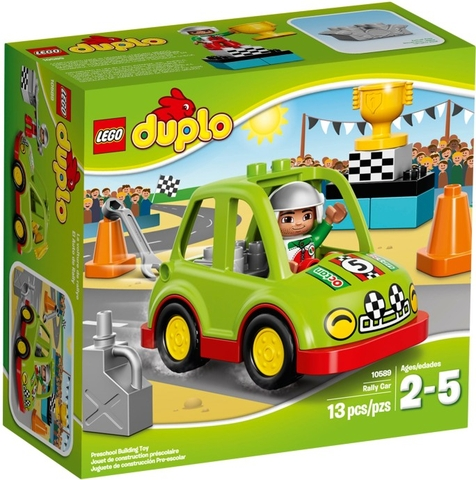 10589 LEGO® DUPLO Rally Car