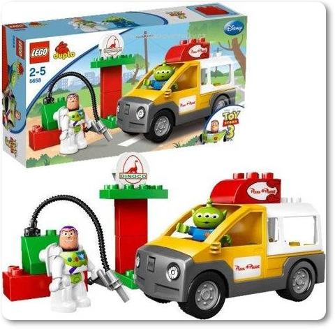 5658 LEGO DUPLO® Story Pizza Planet