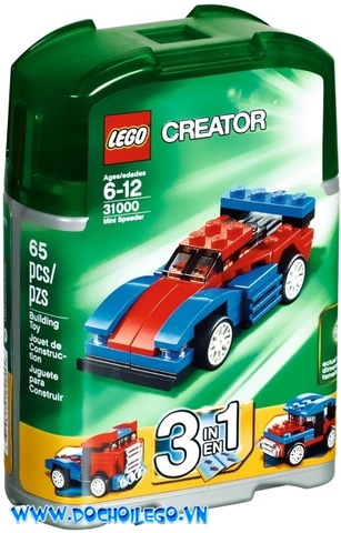 31000 LEGO® Creator Mini Speeder