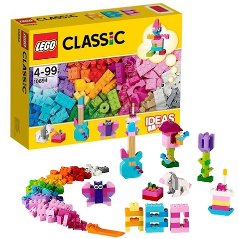 10694 LEGO® CLASSIC Creative Supplement Bright (năm 2015)