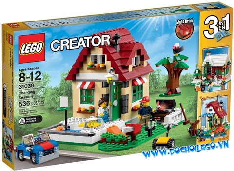 31038 LEGO® Creator Changing Seasons