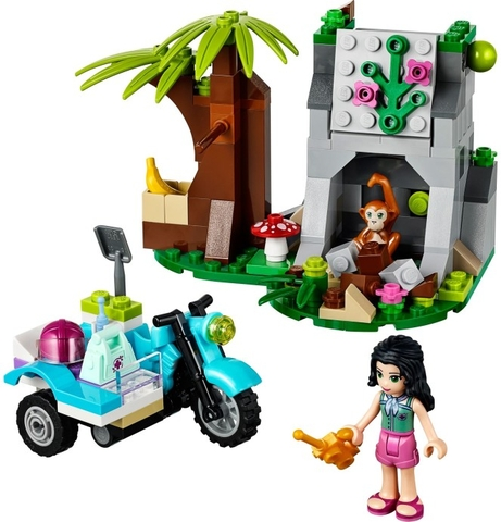 41032 LEGO® First Aid Jungle Bike