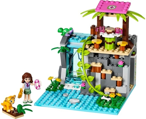 41033 LEGO® Jungle Falls Rescue