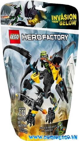 44020 LEGO® FLYER Beast vs. BREEZ