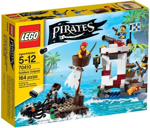 70410 LEGO® Pirates Soldiers Outpost