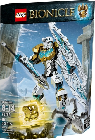 70788 LEGO® BIONICLE Kopaka - Master of Ice (NEW)