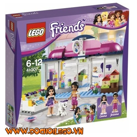 41007 LEGO®  Heartlake Pet Salon