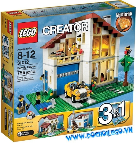 31012 LEGO® Creator Family House