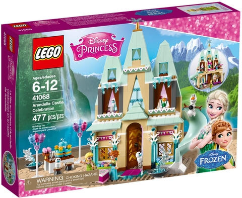 41068 LEGO® Arendelle Castle Celebration
