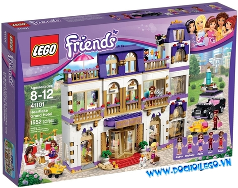 41101 LEGO Friends Heartlake Grand Hotel