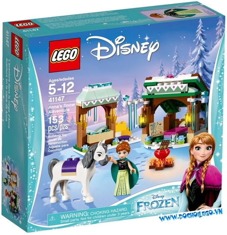 41147  Princess Anna's Snow Adventure
