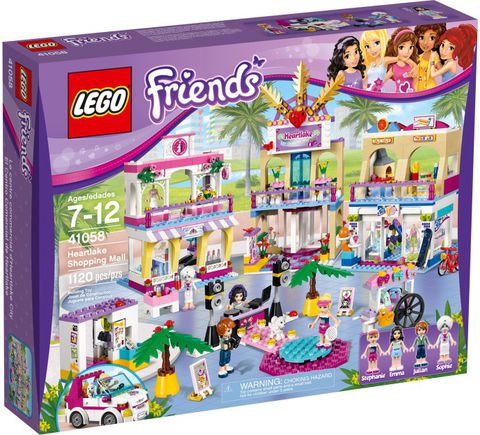 41058 LEGO® Heartlake Shopping Mall