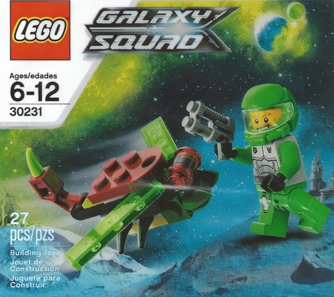 30231 LEGO® Galaxy Squad Space Insectoid