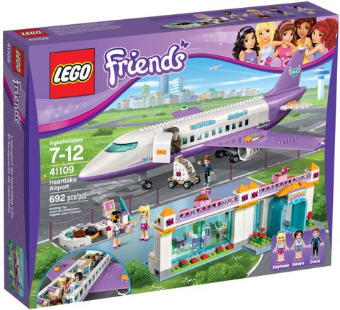 41109 LEGO® Friends Heartlake City Airport