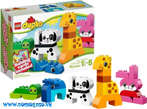 10573 LEGO® DUPLO Creative Animals