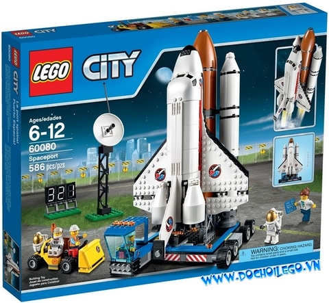 60080 LEGO® City Spaceport