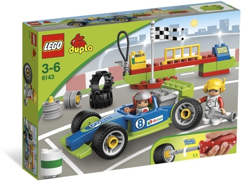 6143 LEGO® DUPLO Racing Team