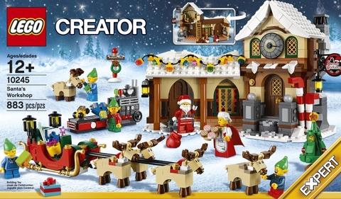 10245 LEGO® Santa's Workshop