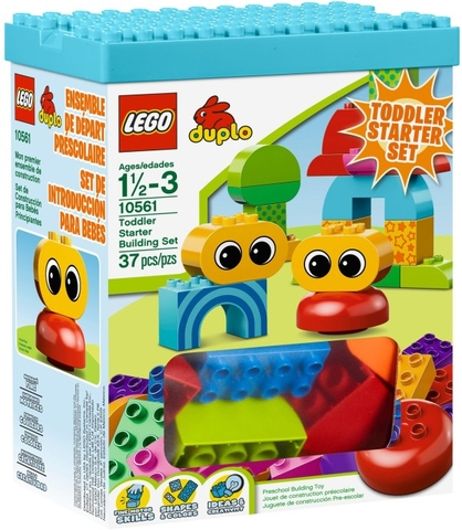 10561 LEGO® DUPLO® Toddler Starter Building Set