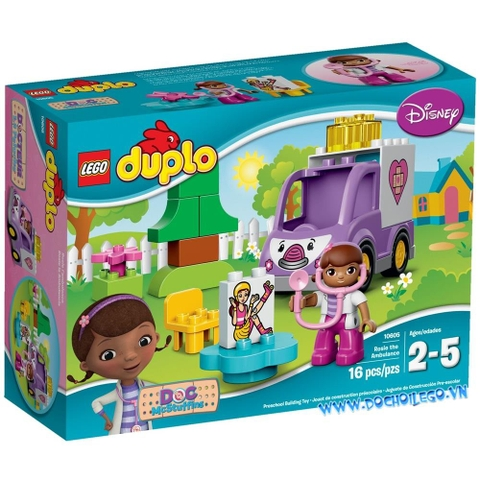 10605 LEGO® DUPLO Doc McStuffins Rosie the Ambulance