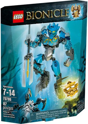 70786 LEGO® BIONICLE Gali - Master of Water (NEW)