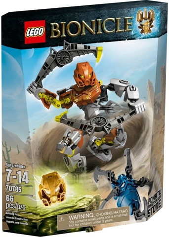 70785 LEGO® BIONICLE Pohatu - Master of Stone (NEW)
