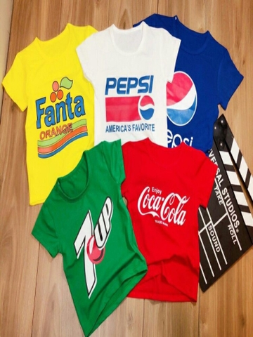 6BK65 Áo cotton Cocacola, size 1-7t