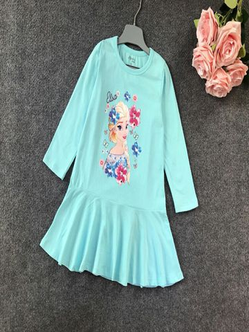 Váy cotton Elsa 1-10y G10.95