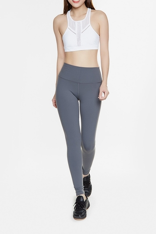 WOMEN HIGH-WAIST PANTS