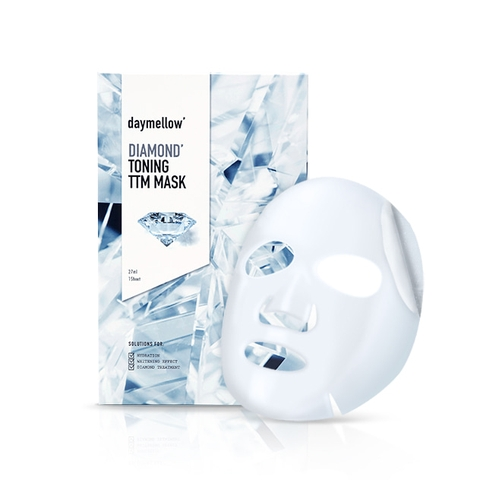 daymellow DIAMON TONING TTM MASK #HPBD