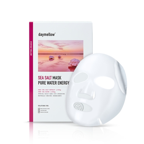 daymellow' SEA SALT MASK PURE WATER ENERGY