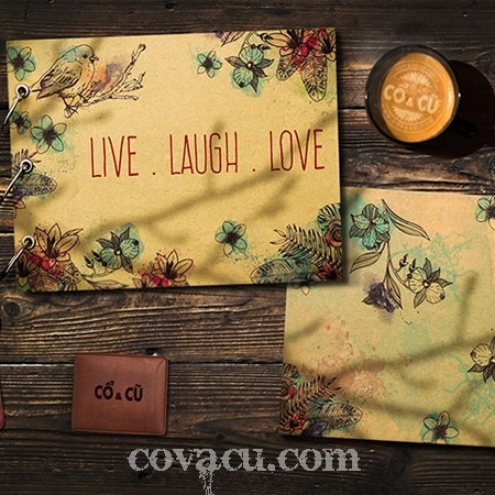 Album DIY Live Laugh Love