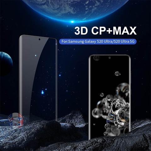 Kính cường lực full màn hình Nillkin 3D CP+ Max Samsung S20 Plus / S20