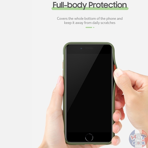 Ốp lưng chống sốc Benks Magic Smooth cho Iphone 7 Plus / 8 Plus