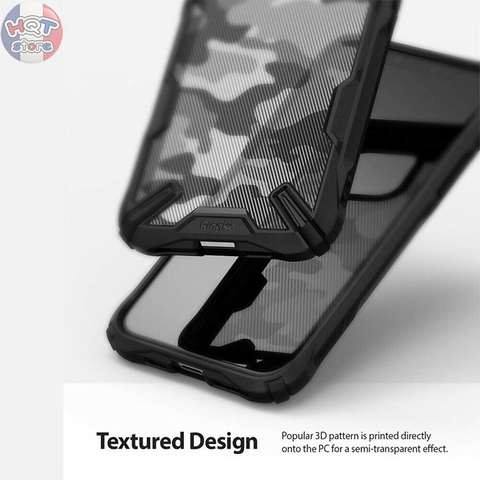 Ốp lưng chống sốc Ringke Fusion X Camo IPhone 11 Pro Max / 11 Pro / 11