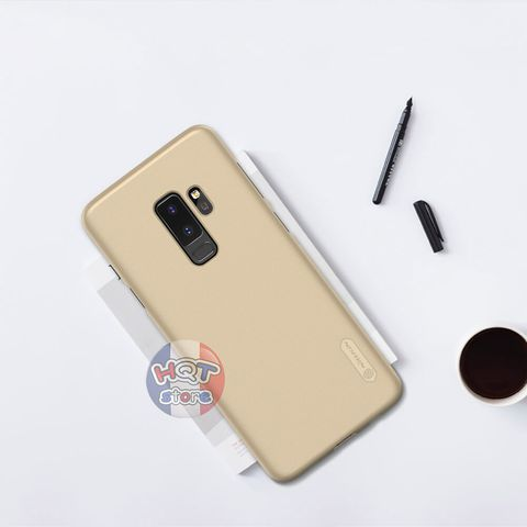 Ốp lưng Nillkin Frosted Shield cho SamSung S9 Plus