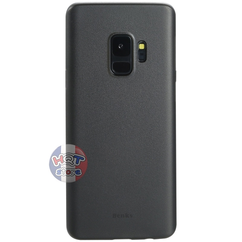 Ốp lưng siêu mỏng Benks Magic Lollipop cho Samsung S9 / S9 Plus