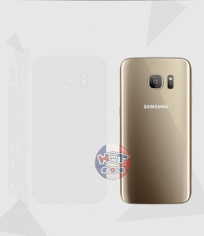 Dán Decal Full Body cho Samsung S7/S7E