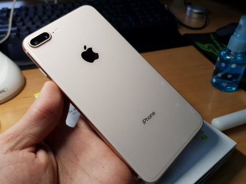 Dán mặt lưng PET trong suốt cho Iphone