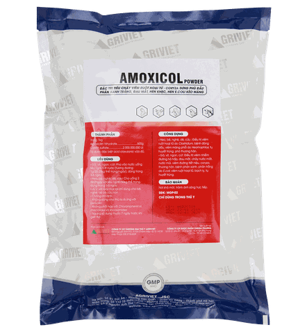 AMOXICOL POWDER