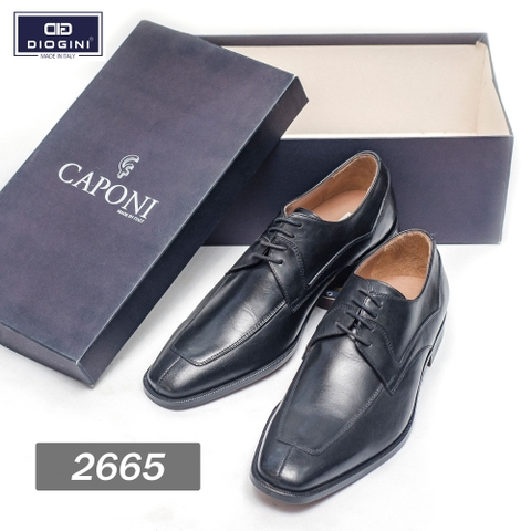 BE GENTLEMENT WITH CAPONI