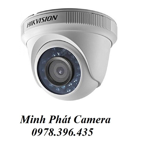 CAMERA HIKVISION HD-TVI 2MP DS-2CE56DOT-IR