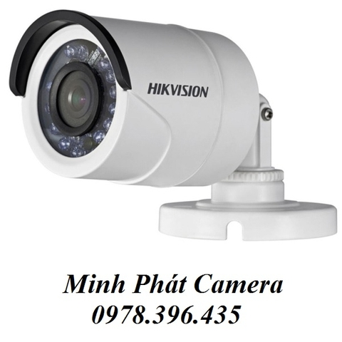 CAMERA HIKVISION HD-TVI 2MP DS-2CE16DOT-IR
