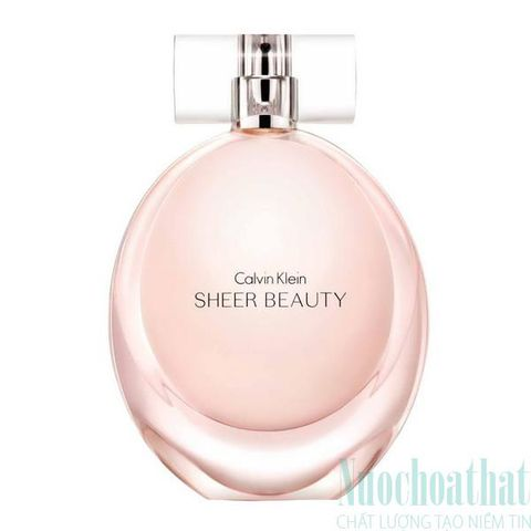 Calvin Klein Sheer Beauty Eau de Toilette 50ml