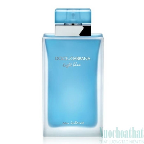 Dolce & Gabbana Light Blue Intense Eau de Parfum 100ml